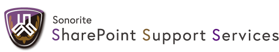 Sonorite SharePoint Support Services